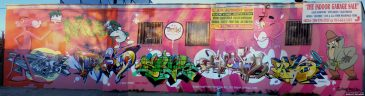 TATS CRU Bronx Graffiti Production