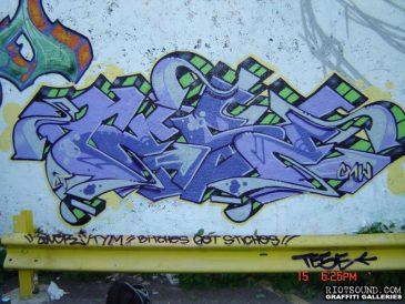 TESE Chicago Graffiti