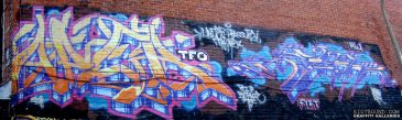 TFO Graffiti Montreal