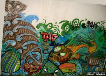 THG Graffiti Argentina