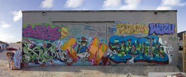TPA Graffiti Wall