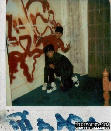 TPA Old School NYC Graffiti