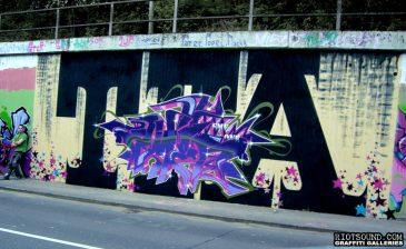 The Public Animals Graffiti