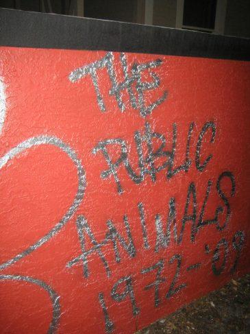 The Public Animals Graffiti Crew