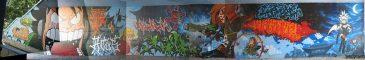 Tunnel Graffiti Production