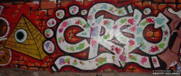 Urban Graffiti Art Argentina