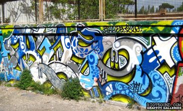 Wildstyle Artwork