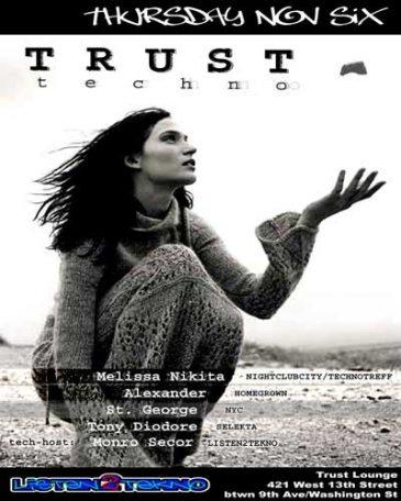 TrustTechnoNovember2003