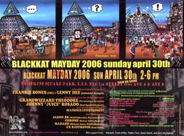 Blackkat Mayday APR2006