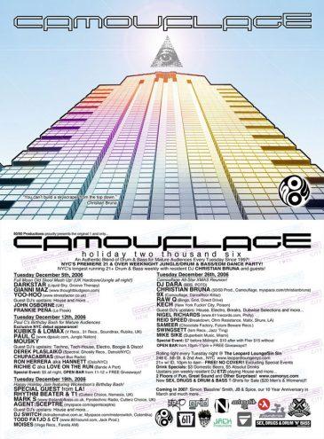 Camoufalge DEC 2006