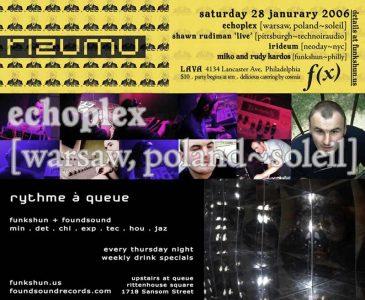 Echoplex JAN2006