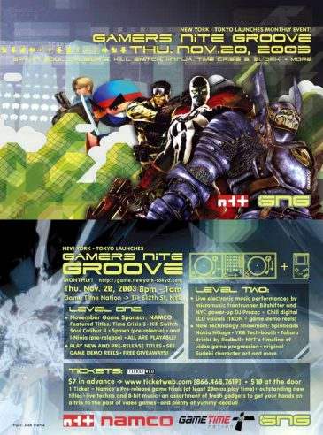 GamersNightGrooveNov2003