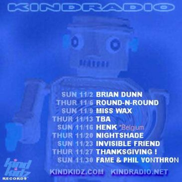 KindRadioNovember2003