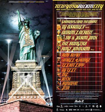 New York Fuckin City DEC 2006