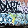 Brooklyn New York Graffiti