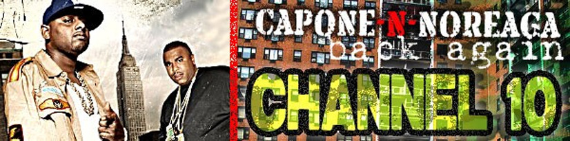 Capone-N-Noreaga Interview: Channel 10
