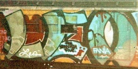 LEO_The_Spanish_Five_Graffiti