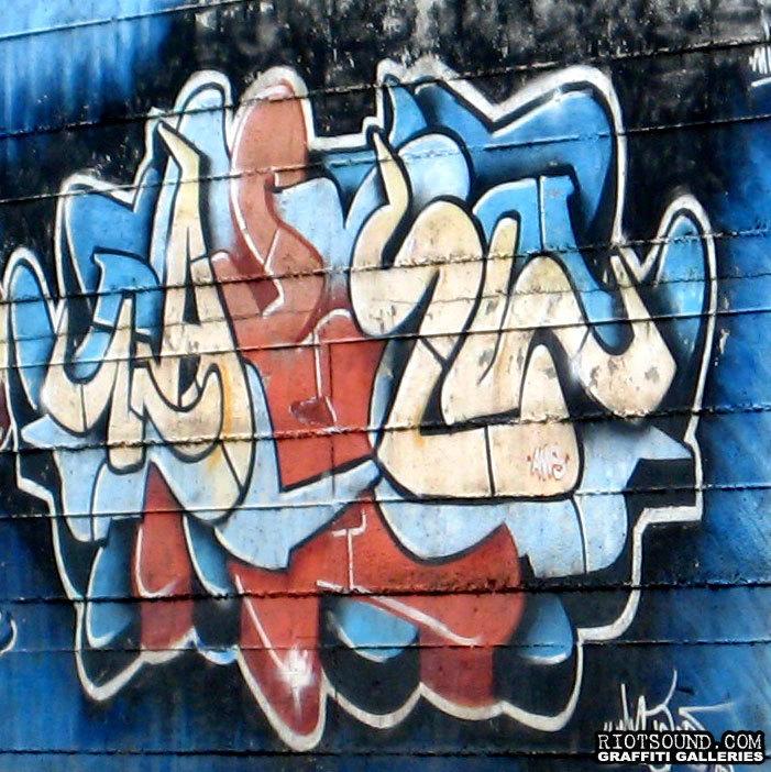 3 D WIldstyle Art