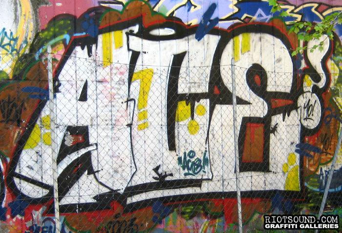 ACE Roma Graffiti