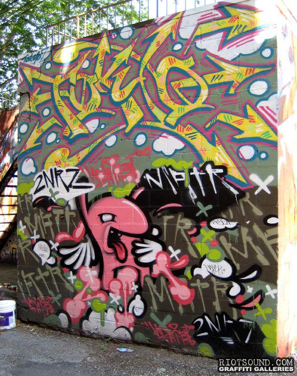 Abstract Street Art1