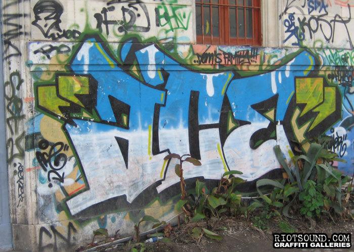 Ace Graffiti Rome