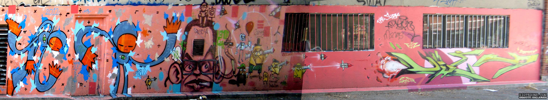 Back Alley Street Art