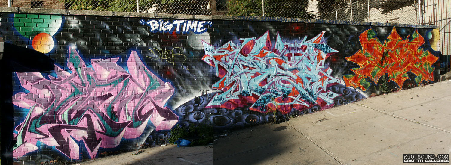 Big Time Graffiti Production