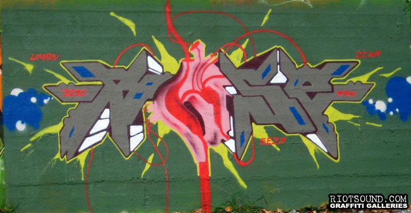 Bose Graffiti
