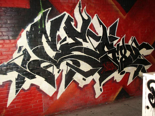 Bronx Graffiti 02