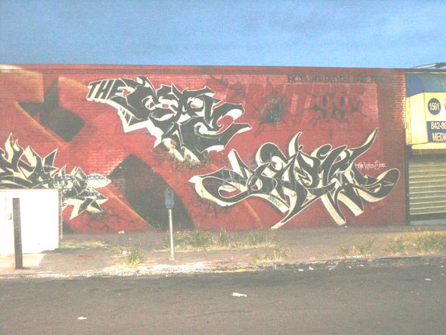 Bronx Graffiti 03