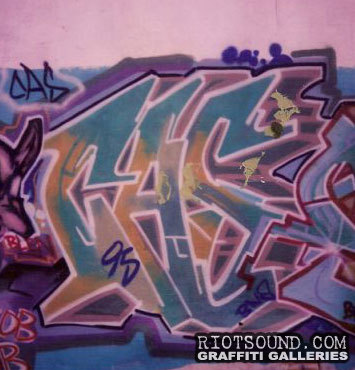 CAS BNA Graffiti Art