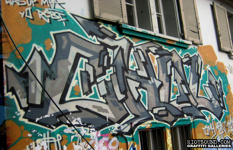 Chol Graffiti