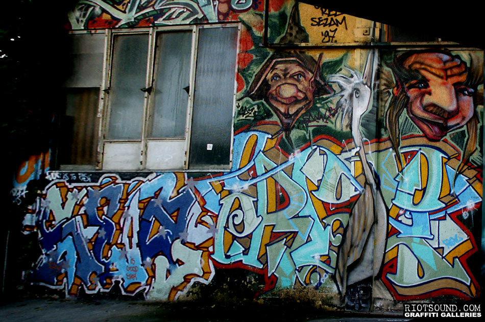 Deutschland Graffiti