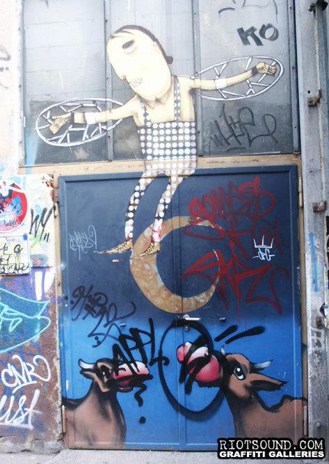 Deutschland Street Art