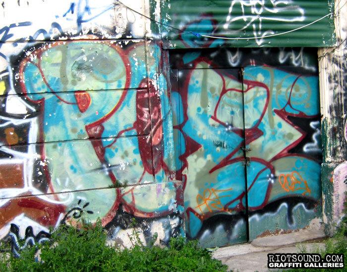 Graff Arte Piece