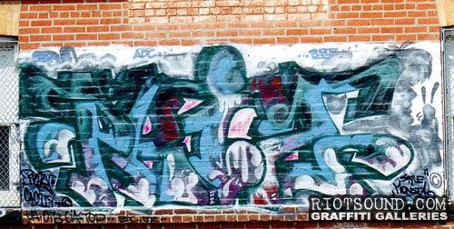 Graff_On_Red_Brick_Wall