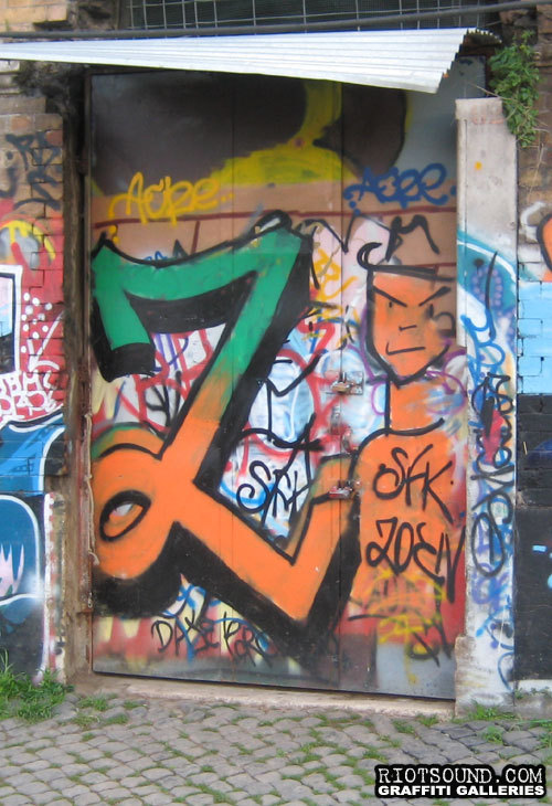 Graff arte