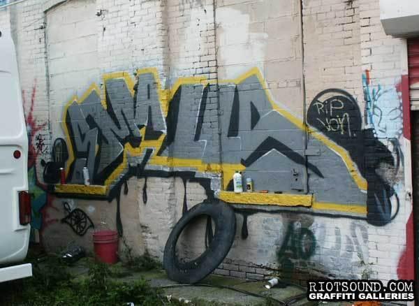 Graffi ti128