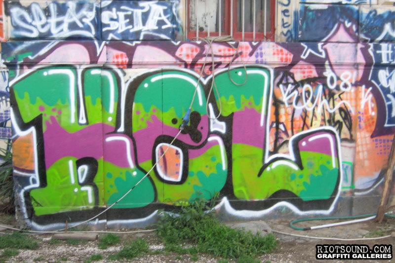 Graffiti Piece1