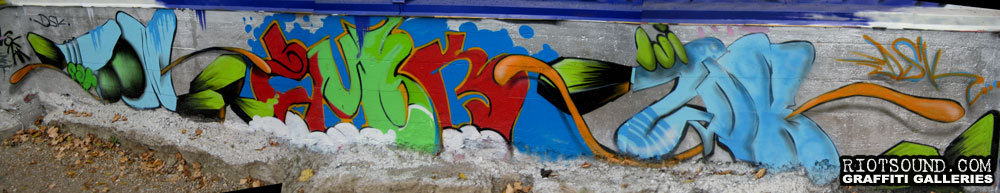 Graffiti Production