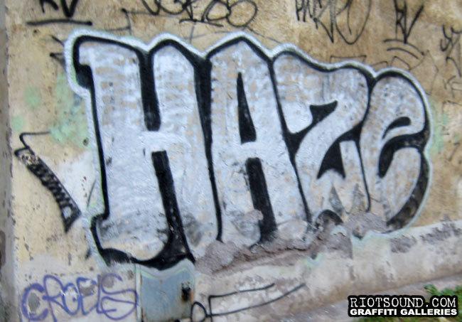 HAZE Roma Arte