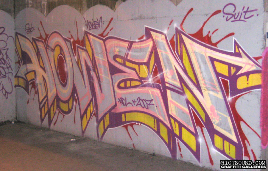 HOWEN Graffiti Art