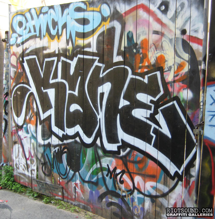 KANE Graffiti Toronto