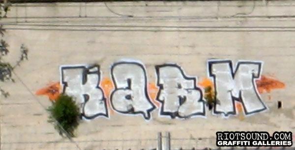KARM Rome Graff