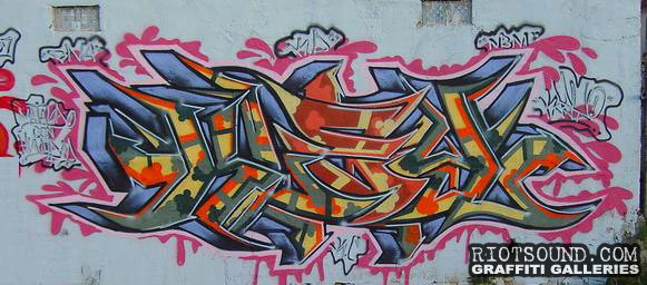 KLEY Graffiti Art