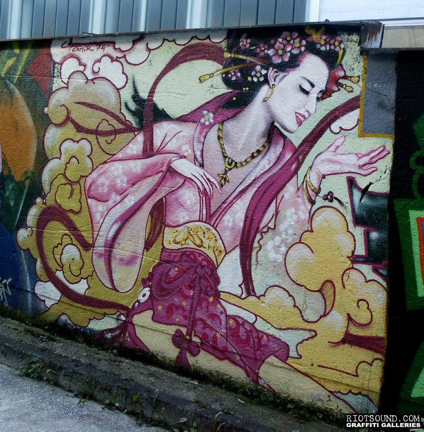 Kultfabrik Street Art