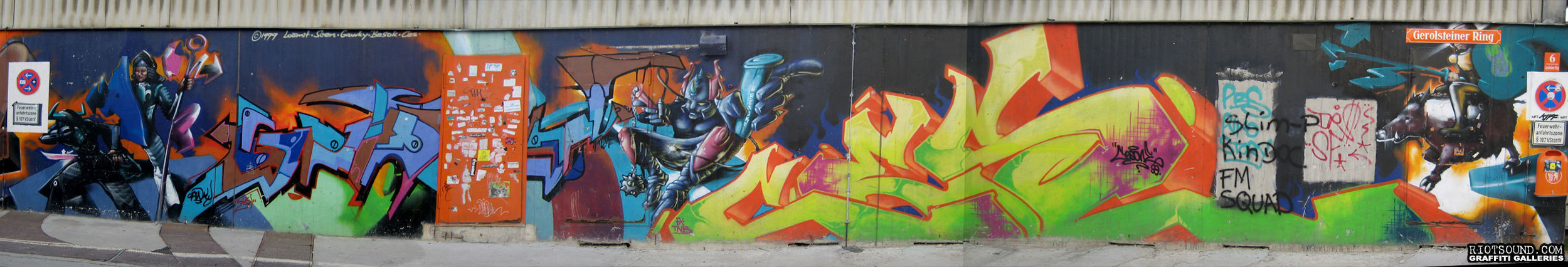 Loomit Graffiti