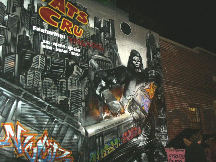 ManhattanGraffiti101