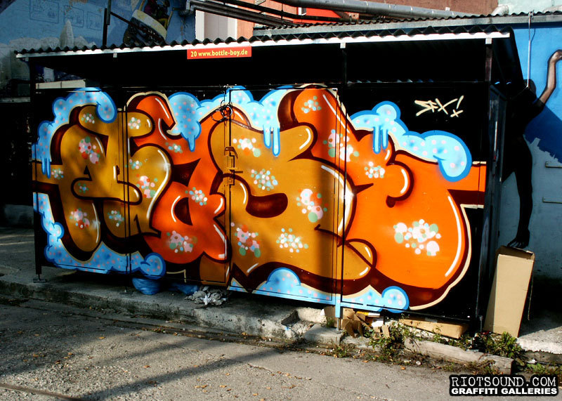 Mase Graffiti Deutschland