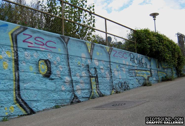 Omek Graffiti Zurich